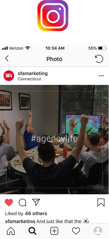 Instagram Social Media Strategy