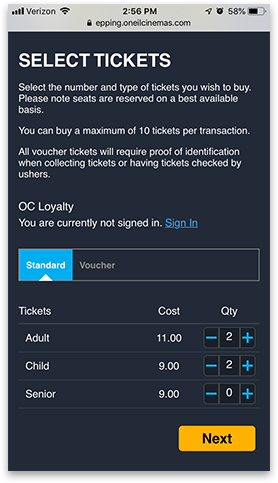 Third-Party Ticketing Integration